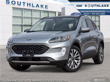 2021 Ford Escape Titanium Hybrid (Stk: 32321) in Newmarket - Image 1 of 23