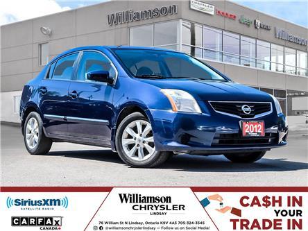 2012 Nissan Sentra  (Stk: U1275) in Lindsay - Image 1 of 25