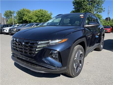 2022 Hyundai Tucson Hybrid Luxury (Stk: S22050) in Ottawa - Image 1 of 20