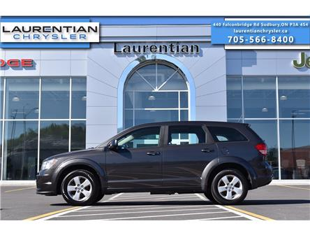 2016 Dodge Journey CVP/SE Plus (Stk: 20344A) in Greater Sudbury - Image 1 of 28