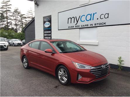 2020 Hyundai Elantra Preferred (Stk: 210525) in Ottawa - Image 1 of 22