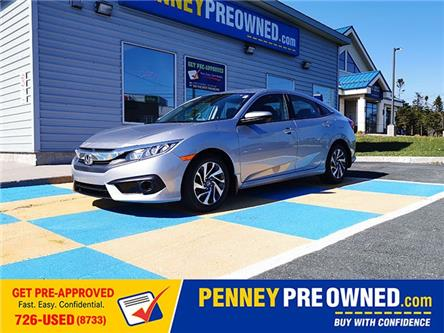 2018 Honda Civic SE (Stk: 40287A) in Mount Pearl - Image 1 of 15