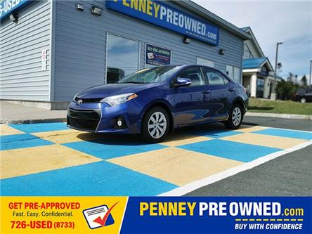 2016 Toyota Corolla S (Stk: LP6926) in Mount Pearl - Image 1 of 15