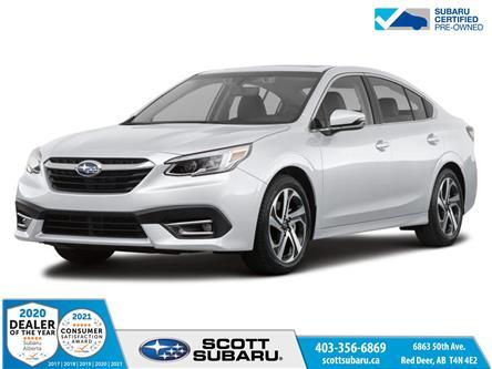 2020 Subaru Legacy Premier (Stk: SS0460) in Red Deer - Image 1 of 10