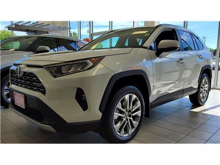 2021 Toyota RAV4 Limited (Stk: 61450) in Sarnia - Image 1 of 9