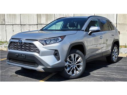 2021 Toyota RAV4 Limited (Stk: 61445) in Sarnia - Image 1 of 9