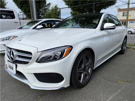 2018 Mercedes-Benz C-Class Base (Stk: 216691A) in Vancouver - Image 1 of 15