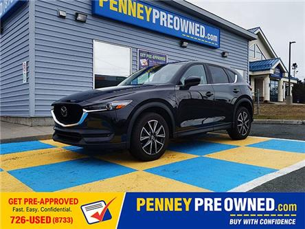 2018 Mazda CX-5 GT (Stk: A21008) in Mount Pearl - Image 1 of 18