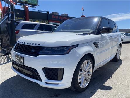 2019 Land Rover Range Rover Sport HSE DYNAMIC (Stk: 850841) in Toronto - Image 1 of 26