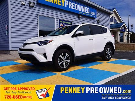 2018 Toyota RAV4 LE (Stk: 39866A) in Mount Pearl - Image 1 of 16