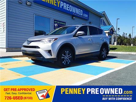 2017 Toyota RAV4 LE (Stk: 39835A) in Mount Pearl - Image 1 of 15