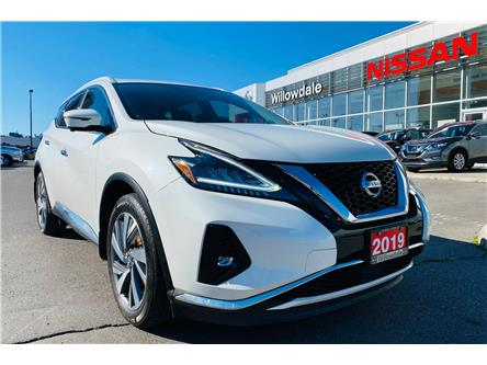 2019 Nissan Murano SL (Stk: C35860) in Thornhill - Image 1 of 21