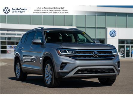 2021 Volkswagen Atlas 2.0 TSI Highline (Stk: 10303) in Calgary - Image 1 of 42