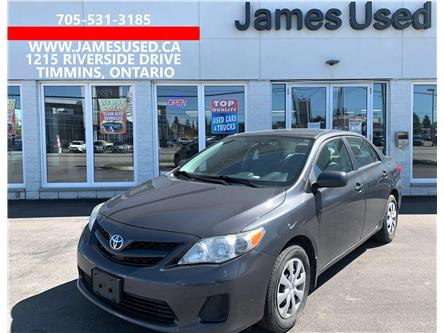 2012 Toyota Corolla CE (Stk: N21264A) in Timmins - Image 1 of 13