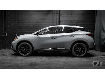 2021 Nissan Murano Midnight Edition (Stk: CT21-469) in Kingston - Image 1 of 44