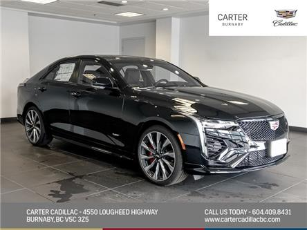 2020 Cadillac CT4 V-Series (Stk: C0-56830) in Burnaby - Image 1 of 21