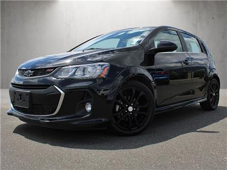 2018 Chevrolet Sonic LT Auto (Stk: M21-0458P) in Chilliwack - Image 1 of 8