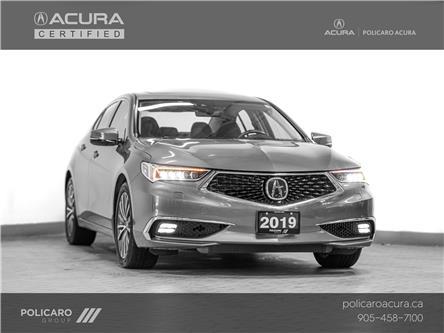 2019 Acura TLX Tech (Stk: 800975T) in Brampton - Image 1 of 27