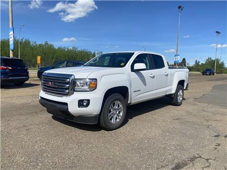 2020 GMC Canyon SLE (Stk: T2105A) in Athabasca - Image 1 of 20