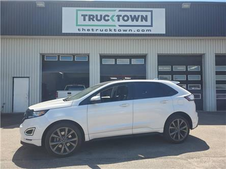 2018 Ford Edge Sport (Stk: T0411) in Smiths Falls - Image 1 of 24