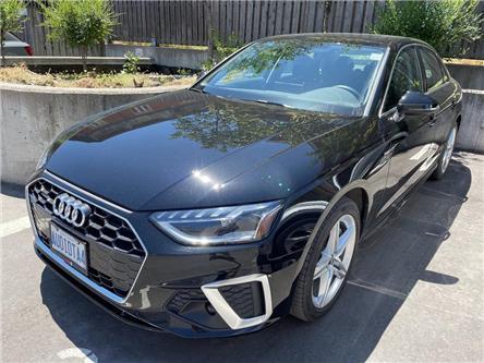 2021 Audi A4 45 Progressiv (Stk: 210336) in Toronto - Image 1 of 5