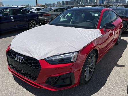 2021 Audi A5 2.0T Progressiv (Stk: 210993) in Toronto - Image 1 of 5