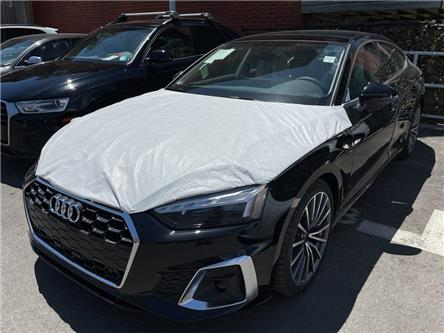 2021 Audi A5 2.0T Progressiv (Stk: 211009) in Toronto - Image 1 of 5