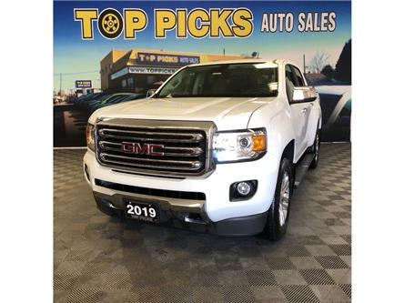 2019 GMC Canyon SLT (Stk: 193084) in NORTH BAY - Image 1 of 30