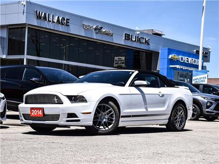 2014 Ford Mustang Conv V6 Premium LOW KM 1 OWNER, ACCIDENT FREE (Stk: 059646B) in Milton - Image 1 of 22