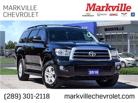 2016 Toyota Sequoia SR5 (Stk: 360498A) in Markham - Image 1 of 30