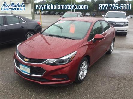 2018 Chevrolet Cruze LT Auto (Stk: P6740) in Courtice - Image 1 of 15