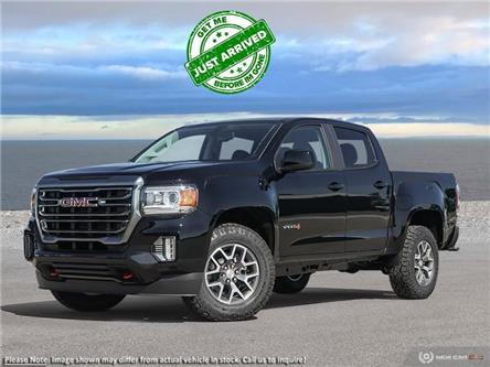 2021 GMC Canyon AT4 w/Cloth (Stk: 231196) in Goderich - Image 1 of 23