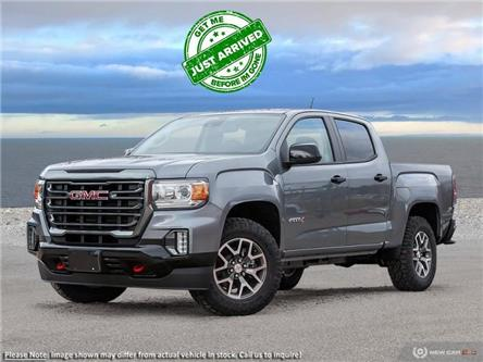 2021 GMC Canyon AT4 w/Cloth (Stk: 231207) in Goderich - Image 1 of 23