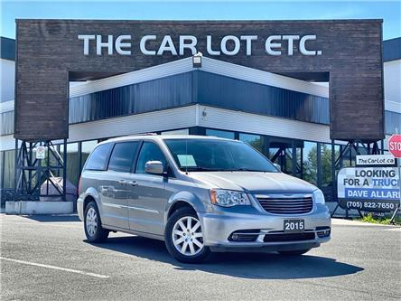 2015 Chrysler Town & Country Touring (Stk: 21316) in Sudbury - Image 1 of 26