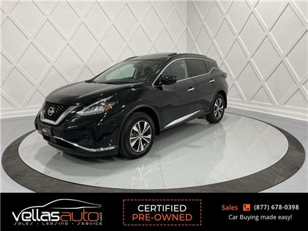 2019 Nissan Murano SV (Stk: NP7994) in Vaughan - Image 1 of 28
