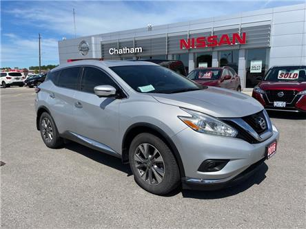 2016 Nissan Murano Platinum (Stk: M0013A) in Chatham - Image 1 of 21