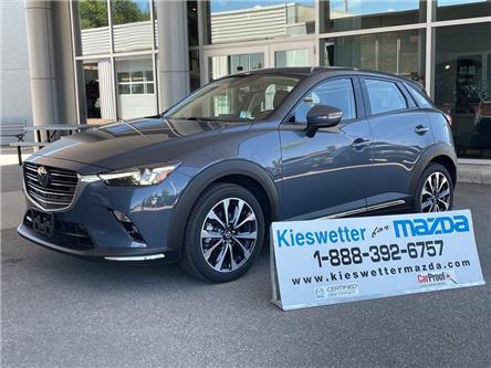 2021 Mazda CX-3 GT (Stk: 36926) in Kitchener - Image 1 of 30