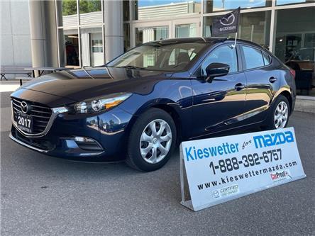 2017 Mazda Mazda3  (Stk: 37364A) in Kitchener - Image 1 of 28