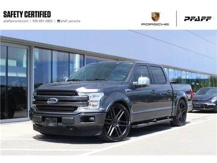 2019 Ford F150 4x4 - Supercrew Lariat - 145 WB (Stk: U9755) in Vaughan - Image 1 of 30