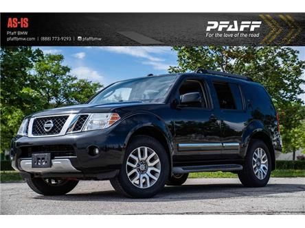 2011 Nissan Pathfinder LE (Stk: 23482A) in Mississauga - Image 1 of 18