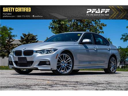 2018 BMW 340i xDrive (Stk: 23992A) in Mississauga - Image 1 of 22