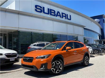 2019 Subaru Crosstrek Limited (Stk: P4960) in Mississauga - Image 1 of 3