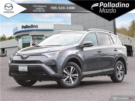 2018 Toyota RAV4 LE (Stk: BC0059) in Greater Sudbury - Image 1 of 27