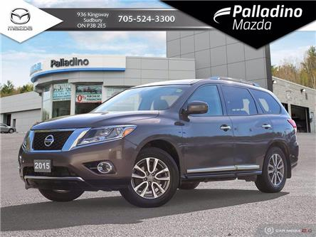 2015 Nissan Pathfinder  (Stk: 8134A) in Greater Sudbury - Image 1 of 32