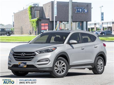 2017 Hyundai Tucson Premium (Stk: 532263) in Milton - Image 1 of 21