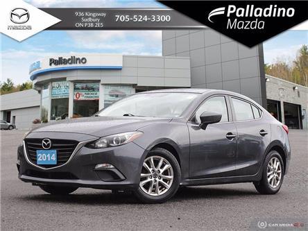 2014 Mazda Mazda3 GS-SKY (Stk: U1494A) in Greater Sudbury - Image 1 of 26