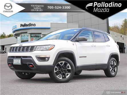 2018 Jeep Compass Trailhawk (Stk: 8108A) in Greater Sudbury - Image 1 of 35