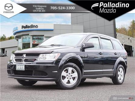 2015 Dodge Journey CVP/SE Plus (Stk: 8155A) in Greater Sudbury - Image 1 of 30