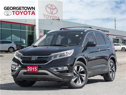 2015 Honda CR-V Touring (Stk: 15-05643GT) in Georgetown - Image 1 of 24