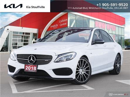 2018 Mercedes-Benz AMG C 43 Base (Stk: P0425) in Stouffville - Image 1 of 25